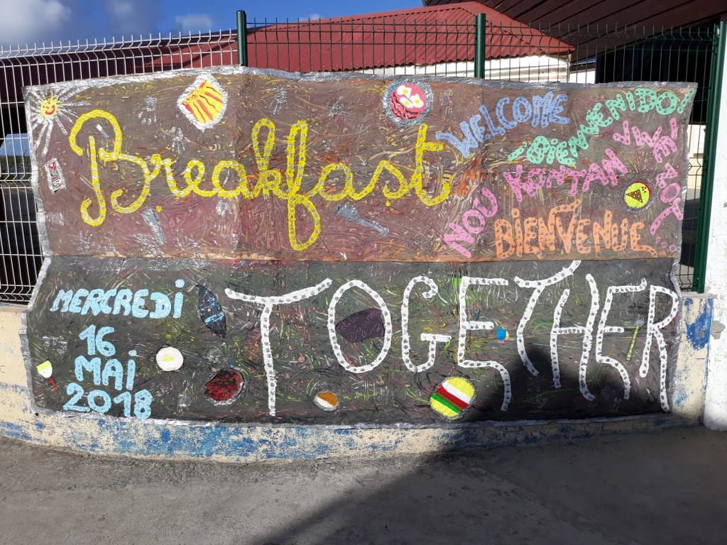 « Breakfast together » : une première réussie !