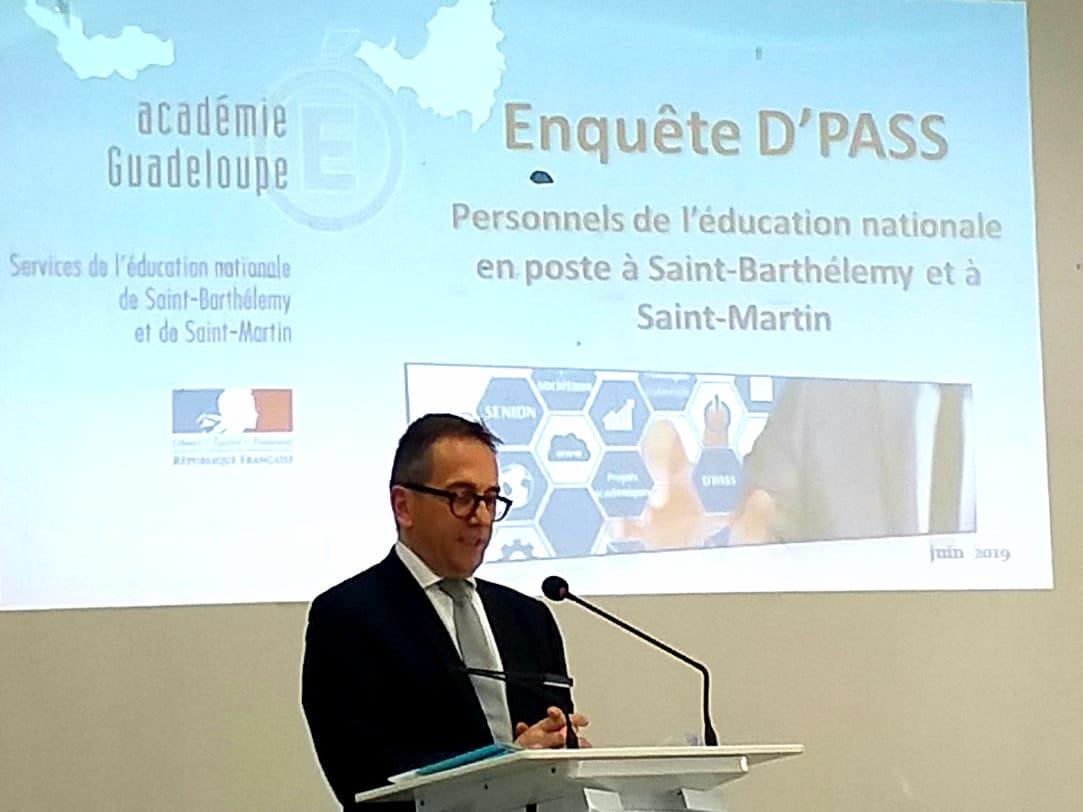 L'IA-DAASEN, Michel SANZ