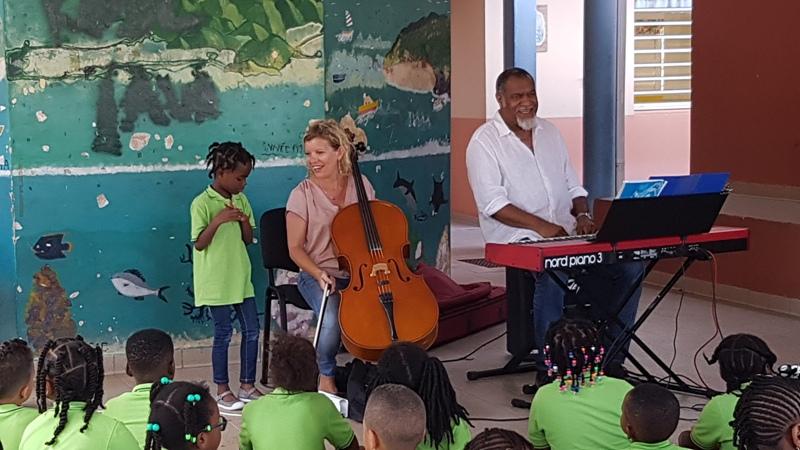 A l'école primaire Emile Choisy