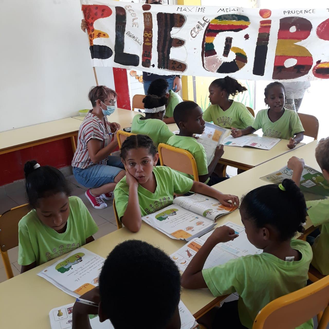 Ecole Elie Gibs
