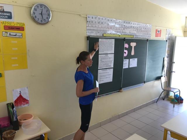 Omer Arrondell : école laboratoire en EPS