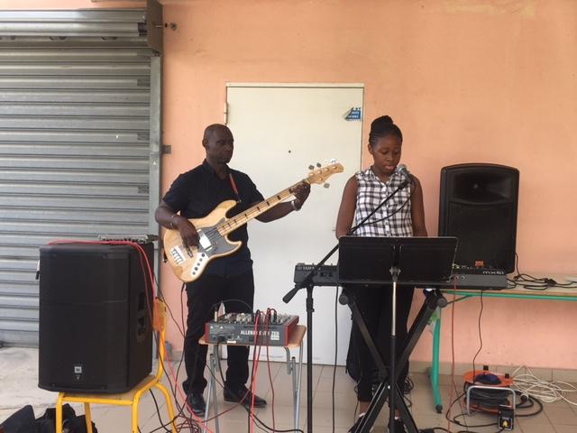 Rentrée en musique au collège de Quartier d'Orléans