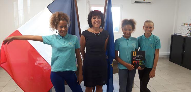 Interview de Madame la Préfète déléguée auprès du représentant de l'Etat