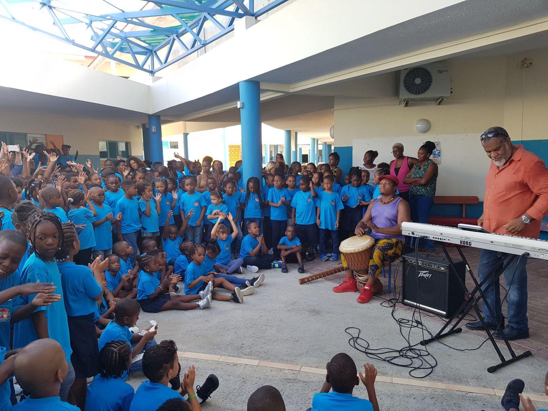 Rentrée en musique à l'école Marie-Amélie Leydet