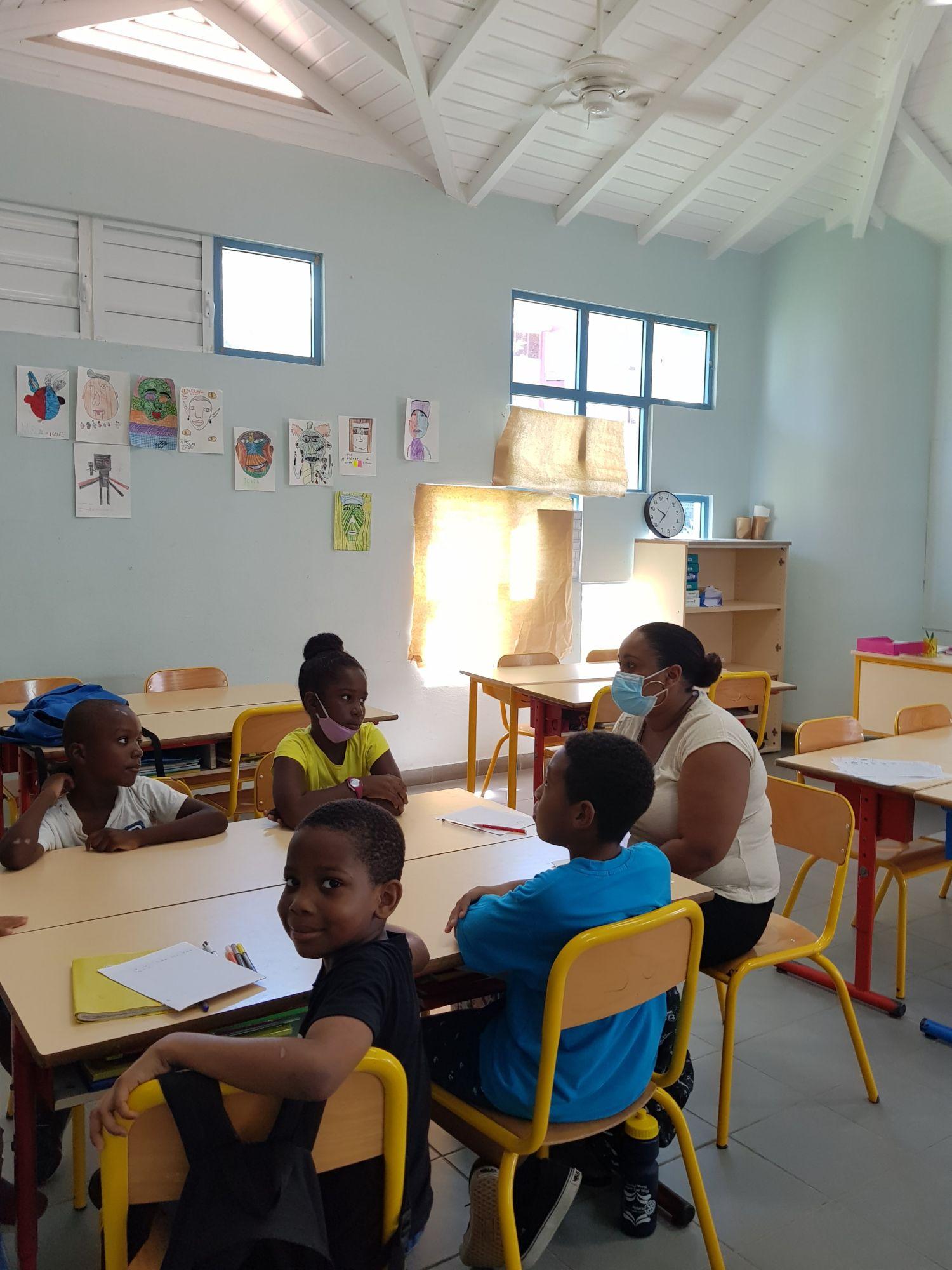 Ecole Marie-Amélie Leydet