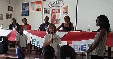 Les élèves de Mireille Choisy
