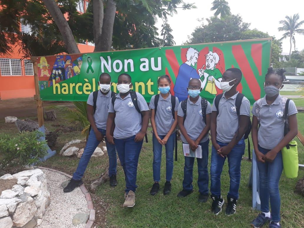 Journée de lutte contre le harcèlement au collège Mont des Accords
