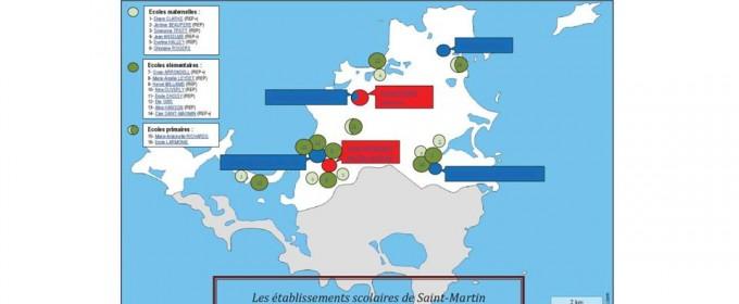 Illustration d'une carte interacive