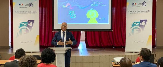 Le discours du recteur Mostafa FOURAR