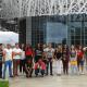 Les élèves du collège Mireille Choisy en voyage en Guadeloupe
