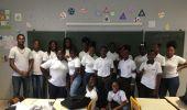 Les élèves du dispositif bilingue