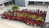 Les élèves de Soualiga