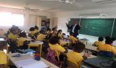A l'école Clair-Saint-Maximin
