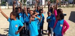 Semaine Olympique à l'école M-A Leydet