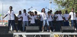 La fête de la musique 2018 avec les élèves de Saint-Martin