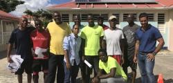 EPS dans les écoles de Saint-Martin