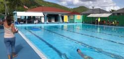 Attestation du savoir-nager à l'école de Gustavia