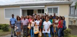 Une délégation des îles du Nord promeut l'enseignement à Saint-Martin