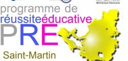 Le logo du PRE